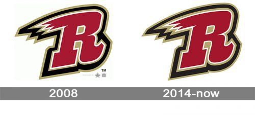 Rapid City Rush Logo history