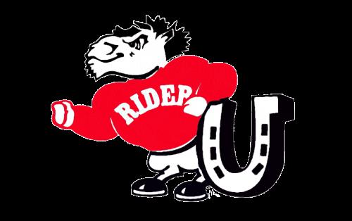 Rider Broncs Logo-1977