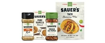 Sauer reveals its new logo and packaging design