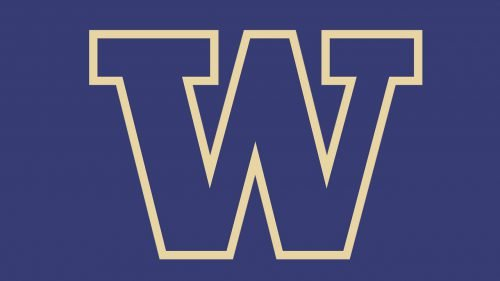 Washington Huskies softball logo
