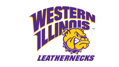 Western Illinois Leathernecks Logo