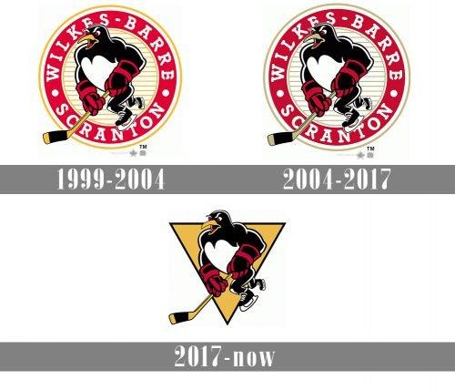 Wilkes-Barre Scranton Penguins Logo history