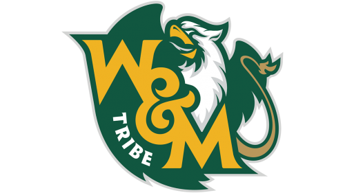 William and Mary Tribe Logo