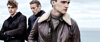 Designers Reveal Men's Peacoats Trends 2020