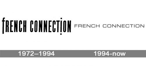 French Connection logo history