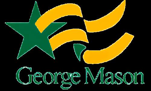 George Mason Patriots Logo-1982