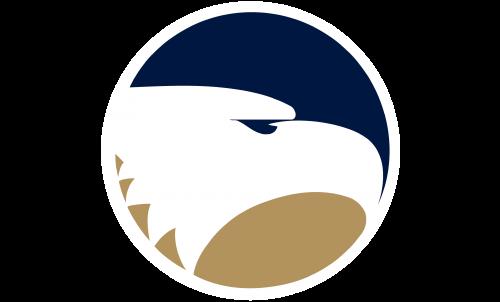 Georgia Southern Eagles Logo-1982