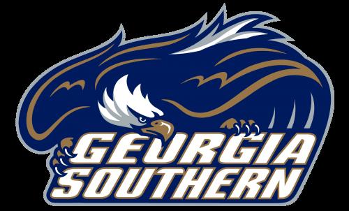 Georgia Southern Eagles Logo-2004