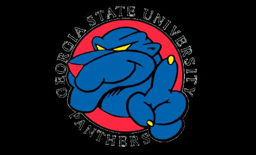 Georgia State Panthers Logo-1993