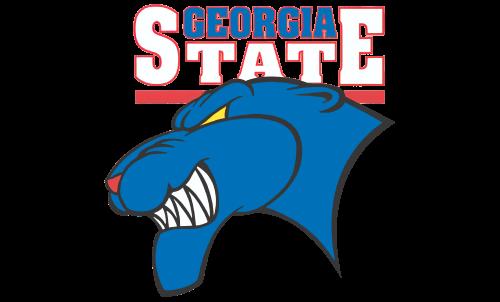 Georgia State Panthers Logo-2002