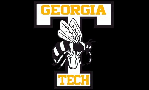 Georgia Tech Yellow Jackets Logo-1964