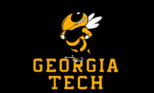 Georgia Tech Yellow Jackets Logo-1978