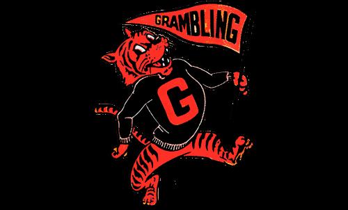 Grambling State Tigers Logo-1956