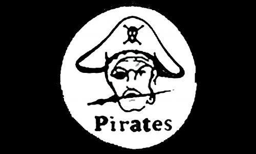 Hampton Pirates Logo-1979