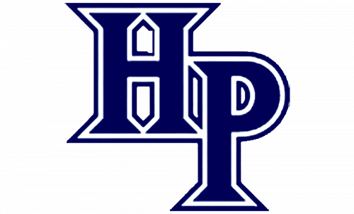 High Point Panthers Logo-1996