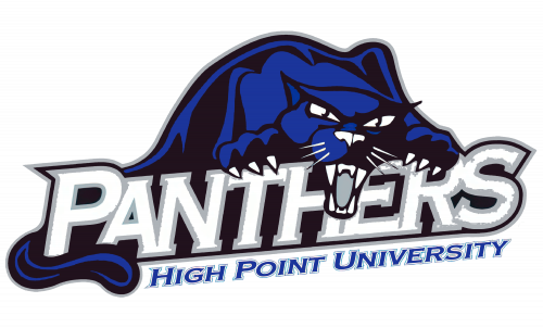 High Point Panthers Logo-2004