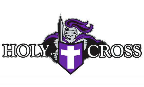 Holy Cross Crusaders Logo-1999