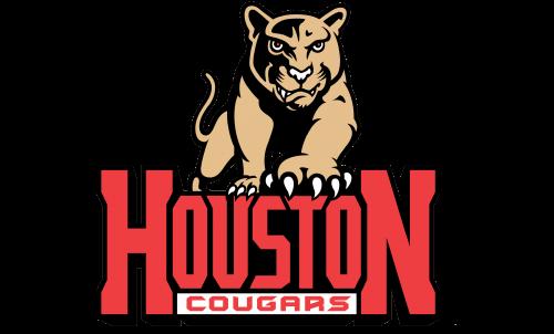 Houston Cougars Logo-1995
