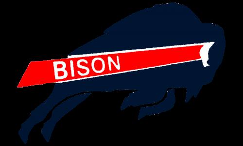 Howard Bison Logo-2002