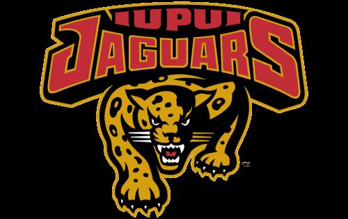 IUPUI Jaguars Logo-1998