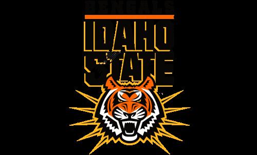 Idaho State Bengals Logo-1997