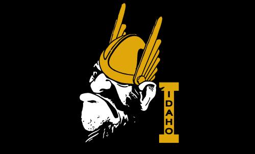 Idaho Vandals Logo-1966