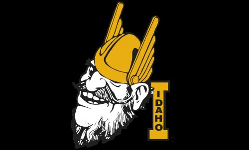 Idaho Vandals Logo-1973