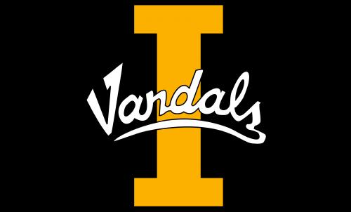 Idaho Vandals Logo-1992