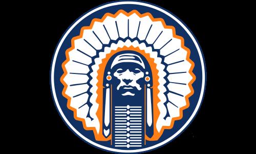 Illinois Fighting Illini Logo-1989