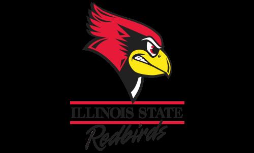 Illinois State Redbirds Logo-1996