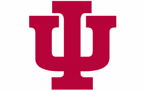 Indiana Hoosiers Logo-1976
