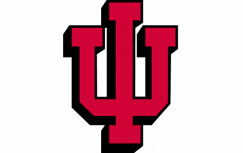 Indiana Hoosiers Logo-1982