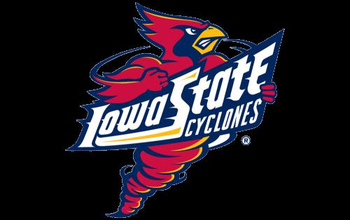 Iowa State Cyclones Logo-1995