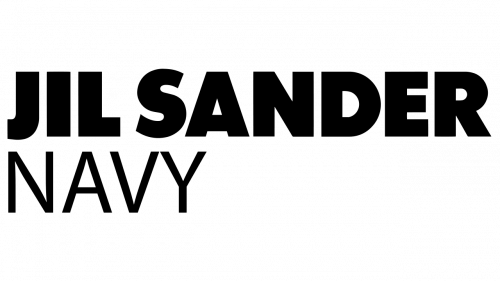 Jil Sander Navy Logo