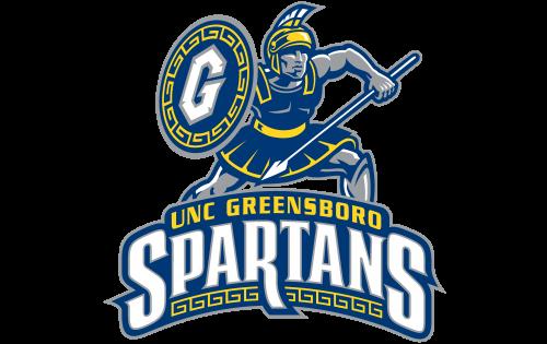 NC-Greensboro Spartans Logo-2001