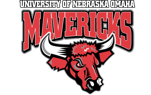 Nebraska-Omaha Mavericks Logo-1997