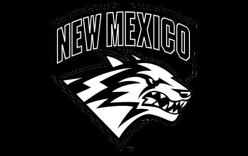 New Mexico Lobos Logo-1999