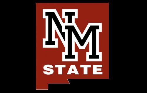 New Mexico State Aggies Logo-1986