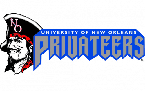New Orleans Privateers Logo-1996