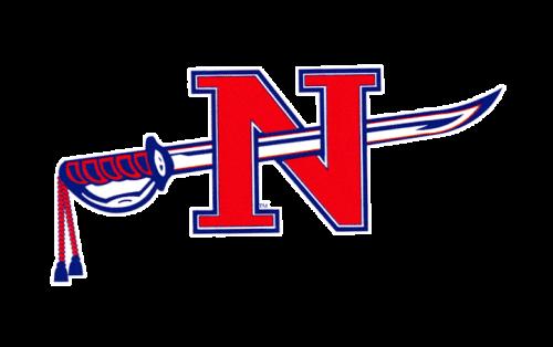 Nicholls State Colonels Logo-1980