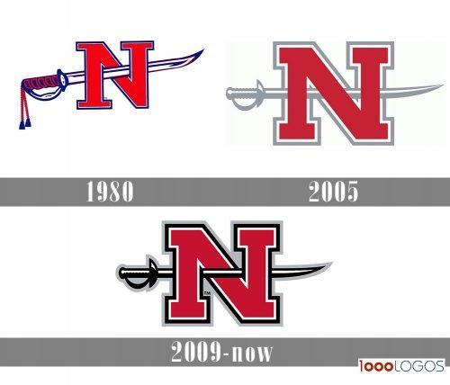 Nicholls State Colonels logo history