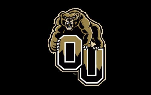 Oakland Golden Grizzlies Logo-2002