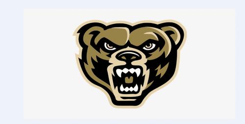 Oakland Golden Grizzlies Logo-2009