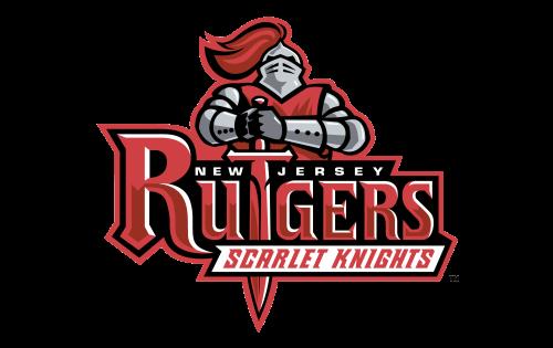 Rutgers Scarlet Knights Logo-1995