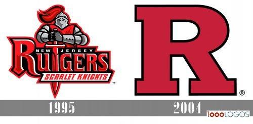 Rutgers Scarlet Knights Logo history