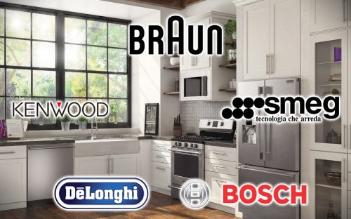 Specialists Made The List Of Top-5 Kitchen Appliance Brands