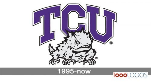 TCU Horned Frogs Logo history