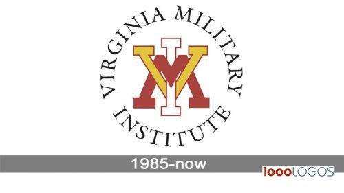 VMI Keydets Logo history