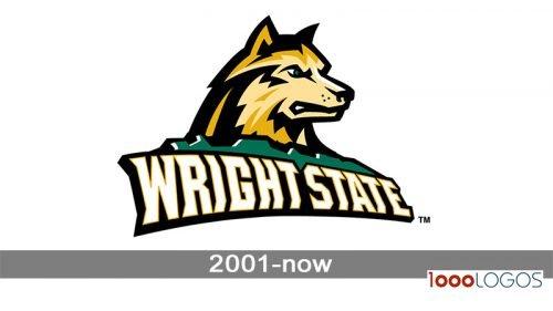 Wright State Raiders Logo history