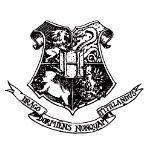 Hogwarts logo ai